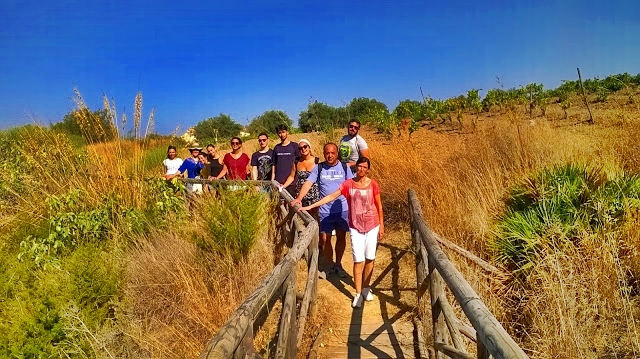 Excursion - Natural Reserve of Torre Salsa ( Siculiana, Sicily )