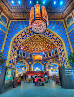 Persia court -battuta mall dubai