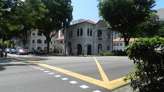 Bras Basah Road