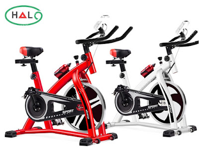 Xe đạp tập thể dục trong nhà Spin Bike xhs 101