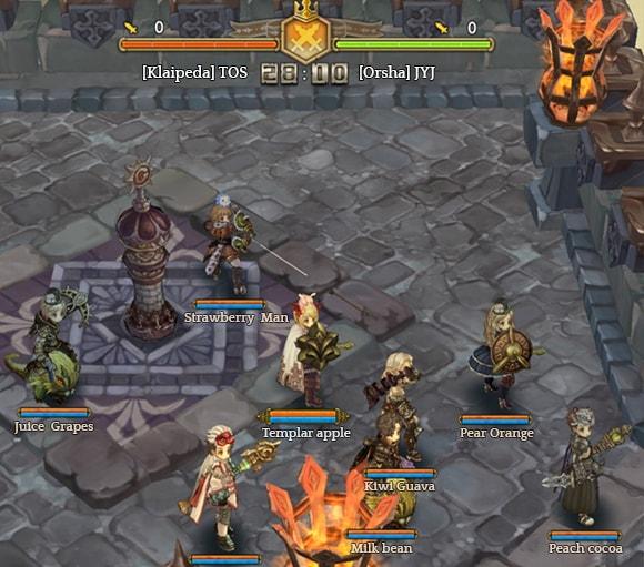 Tree of Savior Guild Battle