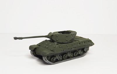 BR38 - M10 'Achilles' 17pdr gun