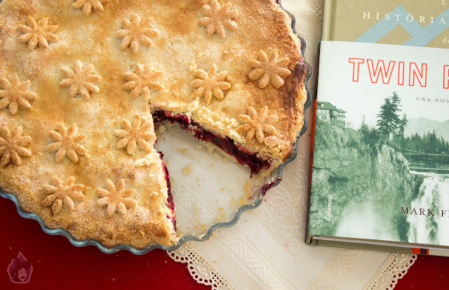 Cherry Pie para celebrar el regreso de Twin Peaks
