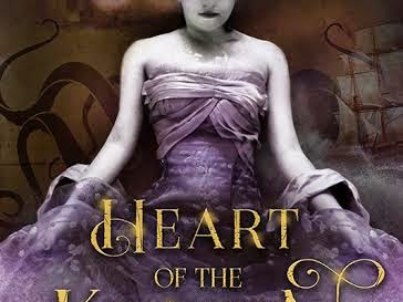 New Release: Heart of the Kraken by A. W. Exley