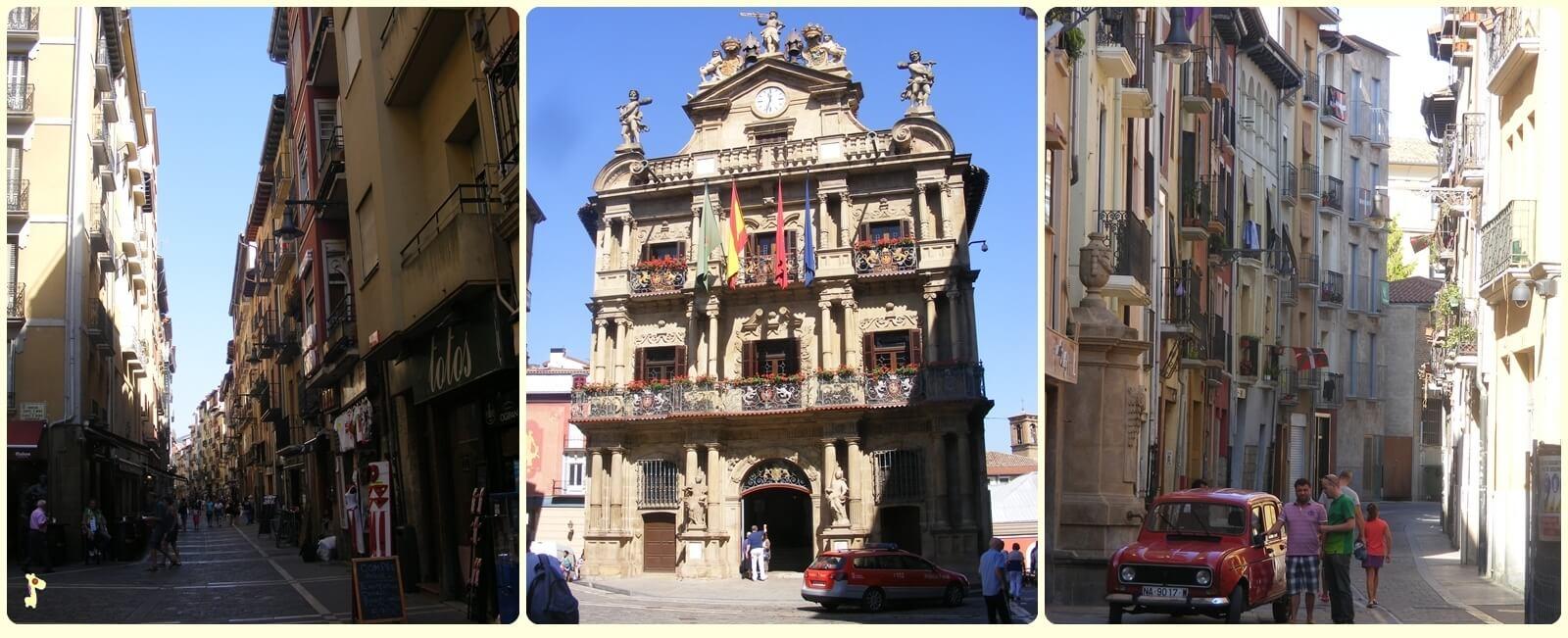 Pampeluna, Hiszpania