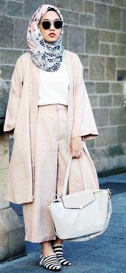 Baju lebaran gamis cewek yang modis dan menawan