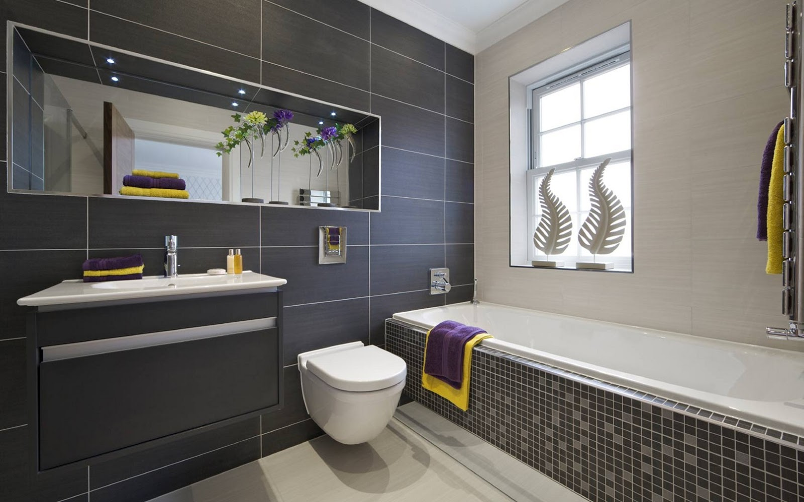 Uncommon Ways To Refresh Your Bathroom For Impression! Home Decor