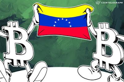 Venezuela apta para el Bitcoin