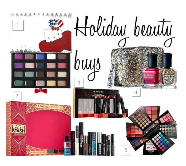 Sephora hot holiday gift ideas