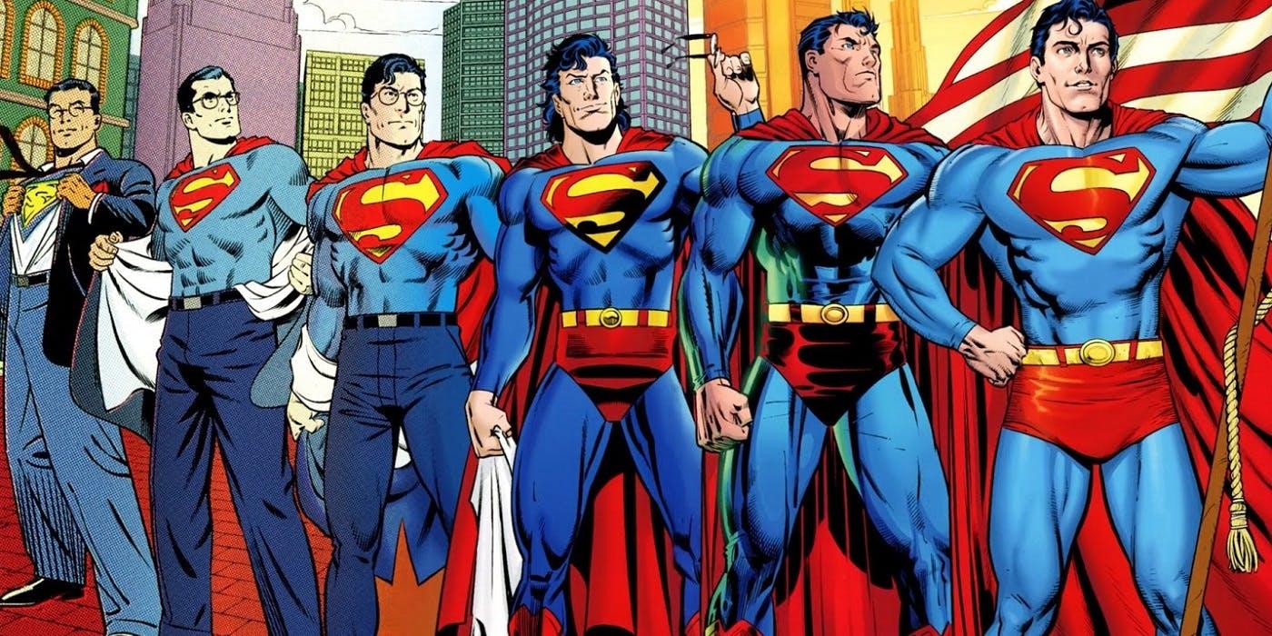 El universo de DC Comics: [Noticia] Éste casi fue el traje de ...