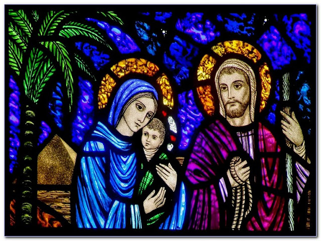Buy Christmas Stained GLASS WINDOWS for sale