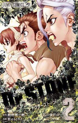 Dr.STONE 第01-02巻 raw zip dl