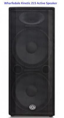 Harga Speaker Wharfedale Kinetic 215