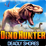 Game DINO HUNTER: DEADLY SHORES Apk (Mod Unlimited Money) for android