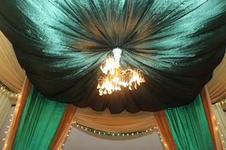 dekorasi wedding berkesan