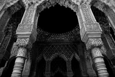 La Alhambra en Haikus, Ancile