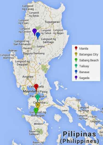 Vulkane Philippinen Karte.Jenny S Logbuch Philippinen Puerto Galera Taal Vulkan Die