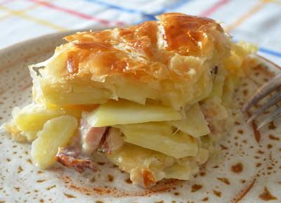 Pâté de pommes de terre du Limousin