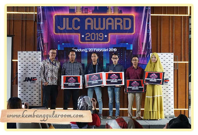 jne loyality card awards 2019