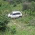 Popular perde controle de Carro e capota na BR 230 em Cajazeiras nesta segunda-feira