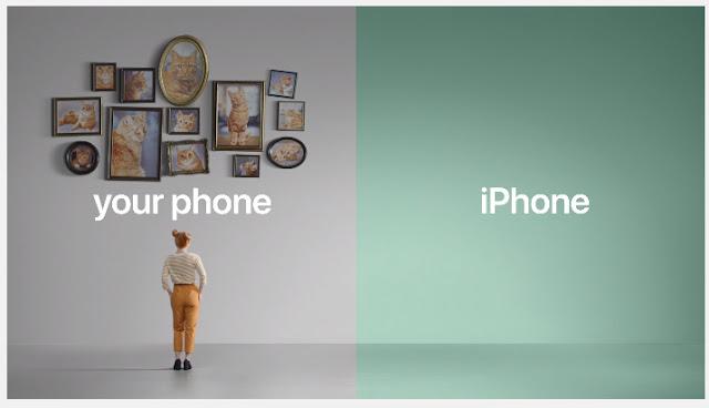 Apple quiere demostrar porque deberías cambiarte a iPhone