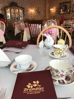 Brambles Tea Room Naples Florida