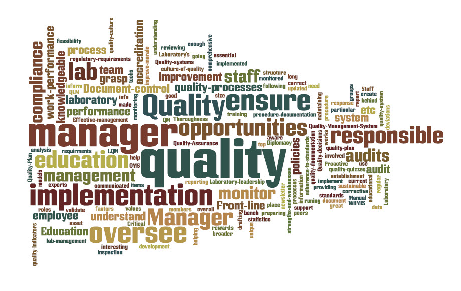 Making Medical Lab Quality Relevant: What is a Quality ...