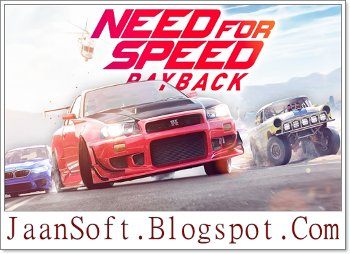 Need for Speed Payback 2017 PC Game Download
