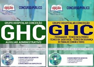 Apostila Concurso GHC-RS 2018