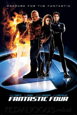Sinopsis film Fantastic Four (2005)