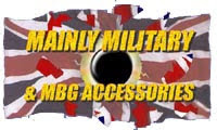 Mainly Military & MBG Accessories