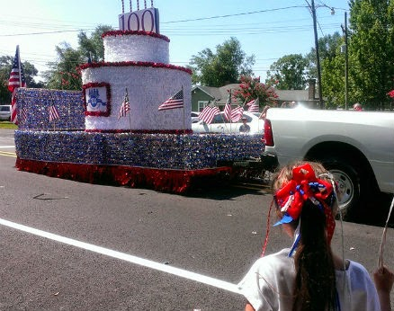 4th of july parade 1