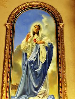 Imaculado Coração de Maria, Marciano Schmitz, Capela São Rafael, Porto Alegre