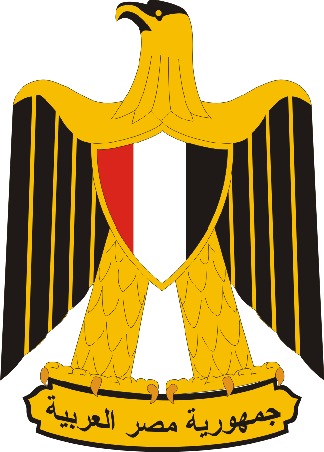 Coat of arms of Egypt Logo - Free Vector CDR - Logo