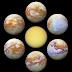 Novas imagens mostram detalhes incríveis da lua Titã de Saturno