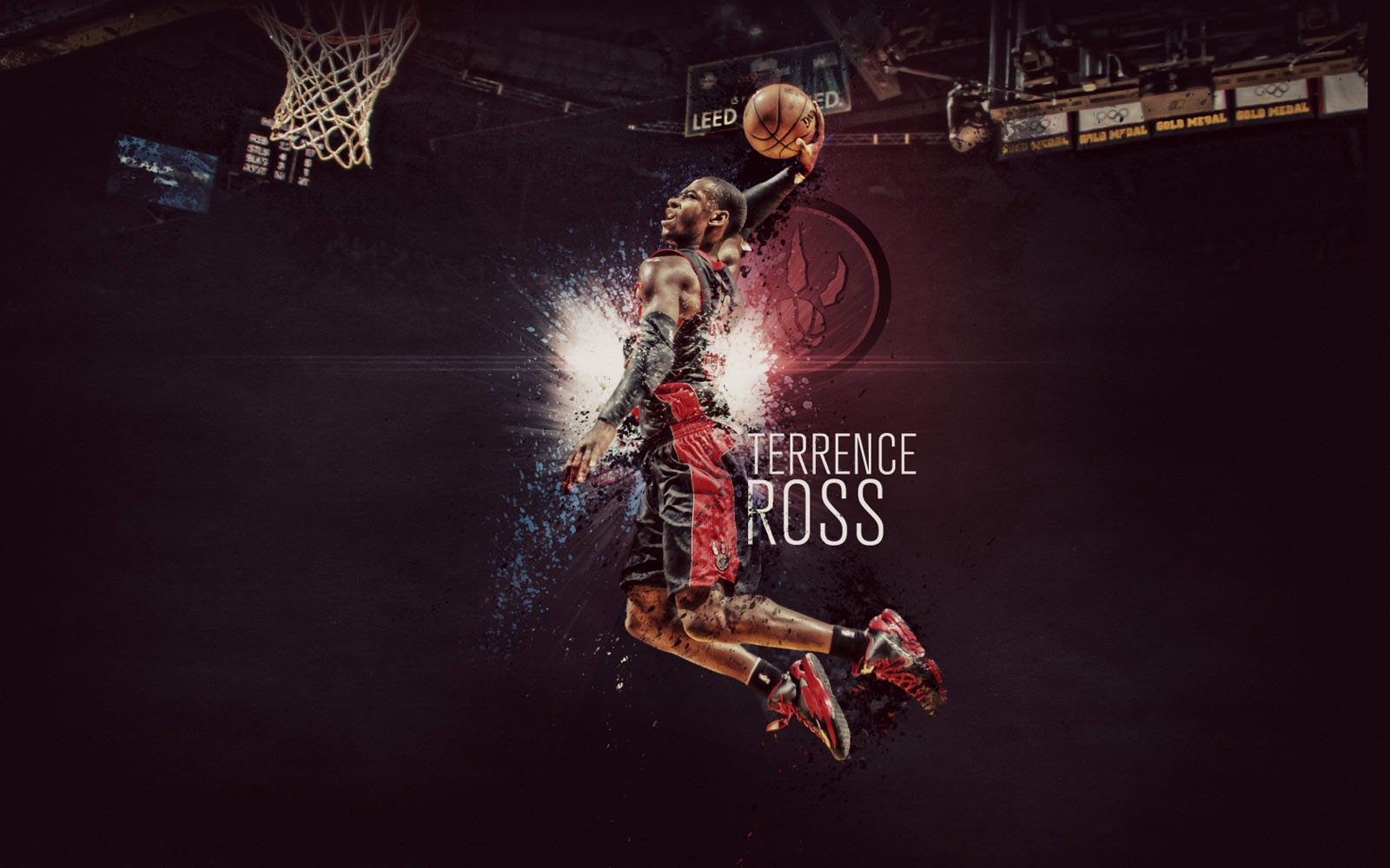 Terrence Ross 2013 Toronto Raptors Slam Dunk NBA HD ...