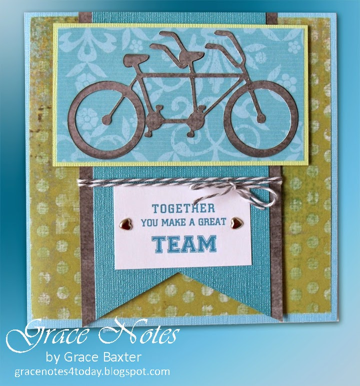 Bicycle-Bult-For-Two car front