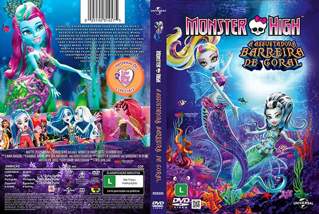 Monster High A Assustadora Barreira de Coral BDRip Dublado Monster 2BHigh 2BA 2BAssustadora 2BBarreira 2Bde 2BCoral