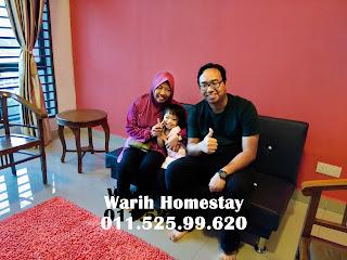 Warih-Homestay-Pn-Noor-Ahya-Sekeluarga