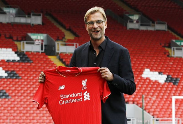 8f9851fe0 Klopp s pressing and counter-attacking style is particularly effective away  from home. Since he arrived
