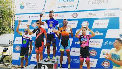 João Paulo vence 4ª etapa do Metropolitano de Ciclismo em Diadema