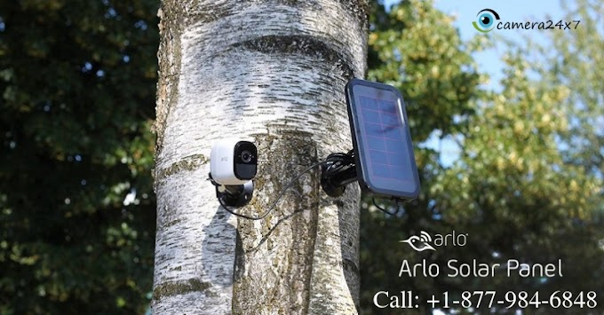 Know the Comprehensive Way to Set up the Arlo Solar Panel to Power the Arlo Pro 2