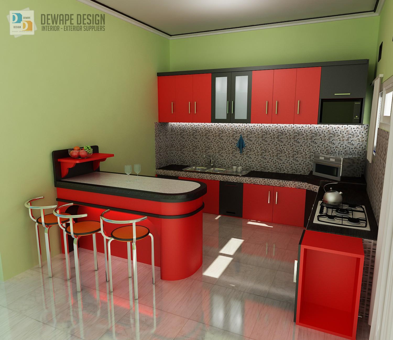 Kitchen Set Murah Minimalis Malang
