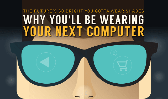 Why You'll Be Wearing Your Next Computer