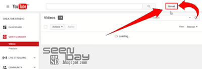 Youtube - Klik Upload