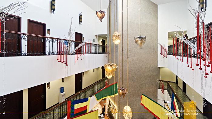 Marcian Garden Hotel Zamboanga Atrium