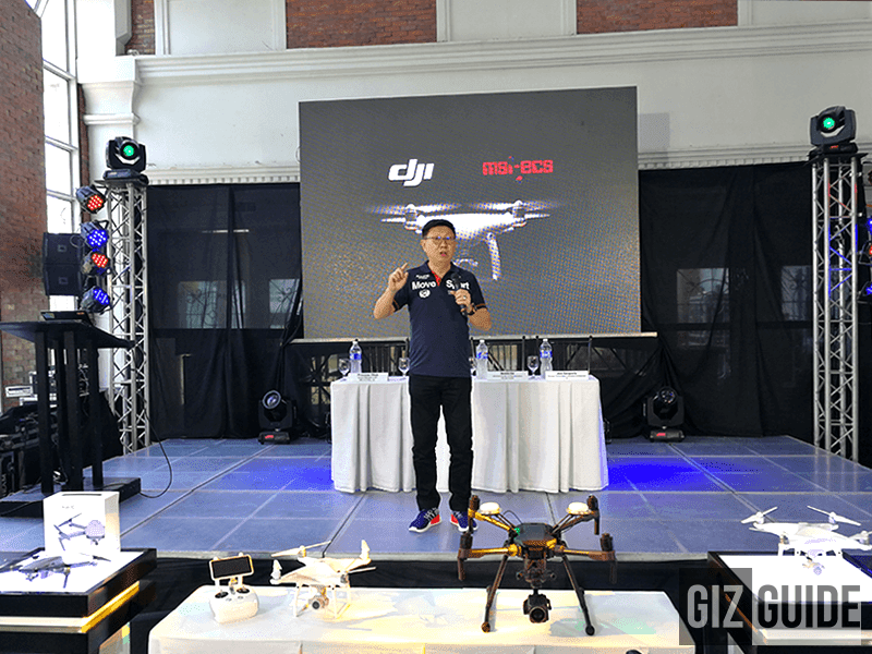 DJI Drones now in the country!