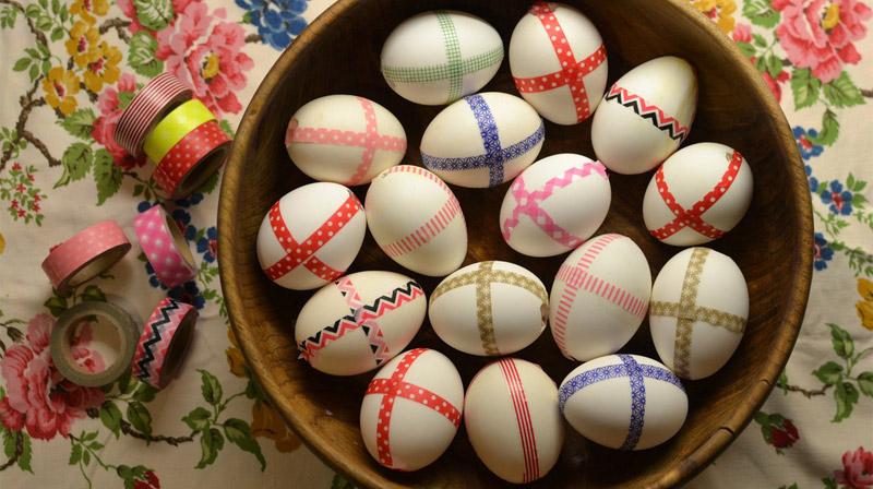 Как красить яйца на Пасху: 10 проверенных способов