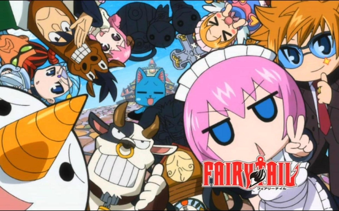 Bs.To Fairy Tail
