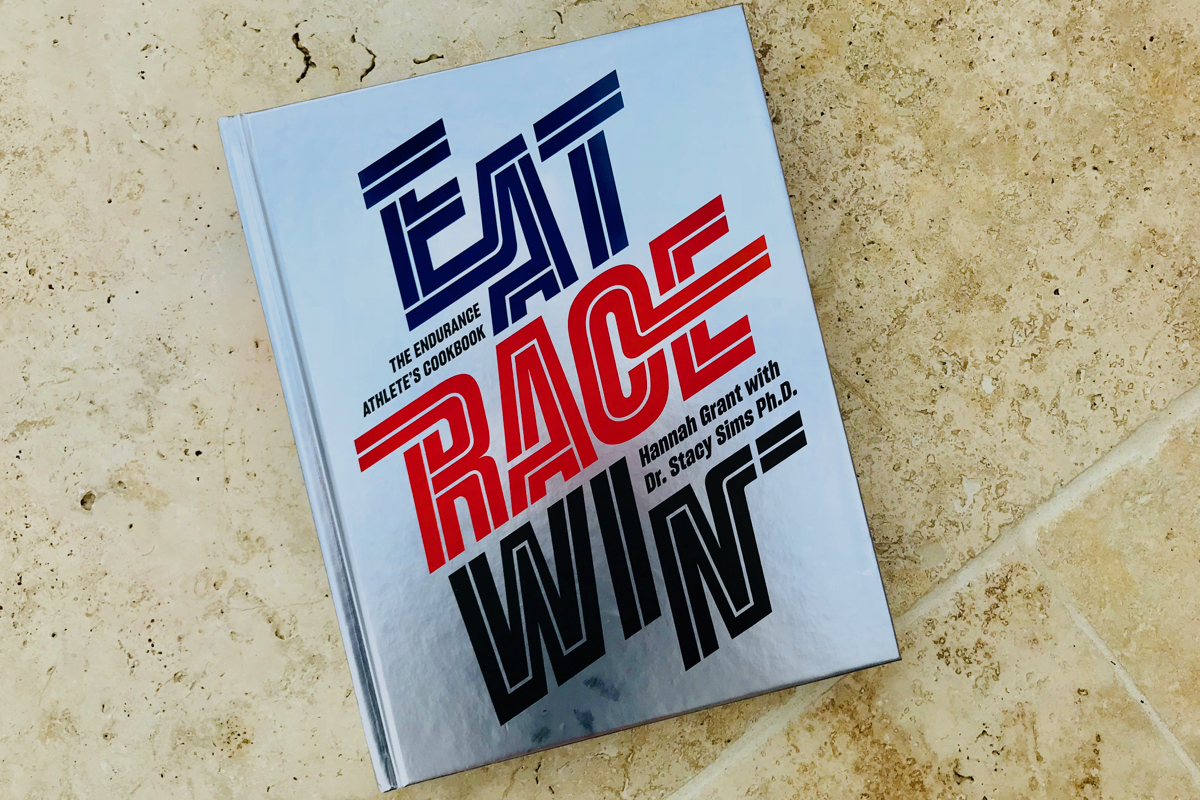 Eat Race Win by Hannah Grant